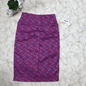 LuLaRoe Cassie's Skirt XS